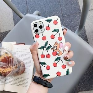Accessories - Cherry Iphone 11 Pro Case